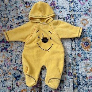 Winnie the Pooh fleece